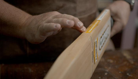 HOW TO OIL A CRICKET BAT - VIDEO OUT NOW! | Cooper Cricket
