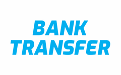 Cooper Cricket accepts bank transfers