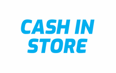 Cooper Cricket accepts cash payments in store