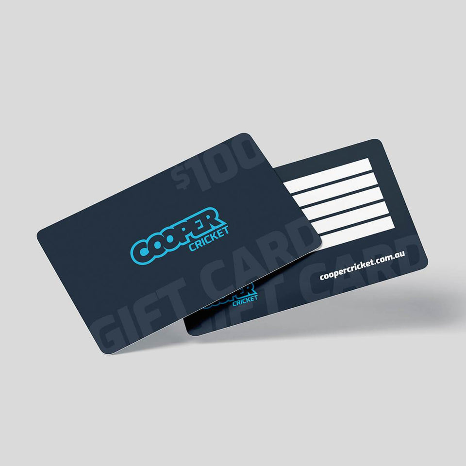 Cooper Cricket Gift Cards - Cooper Cricket