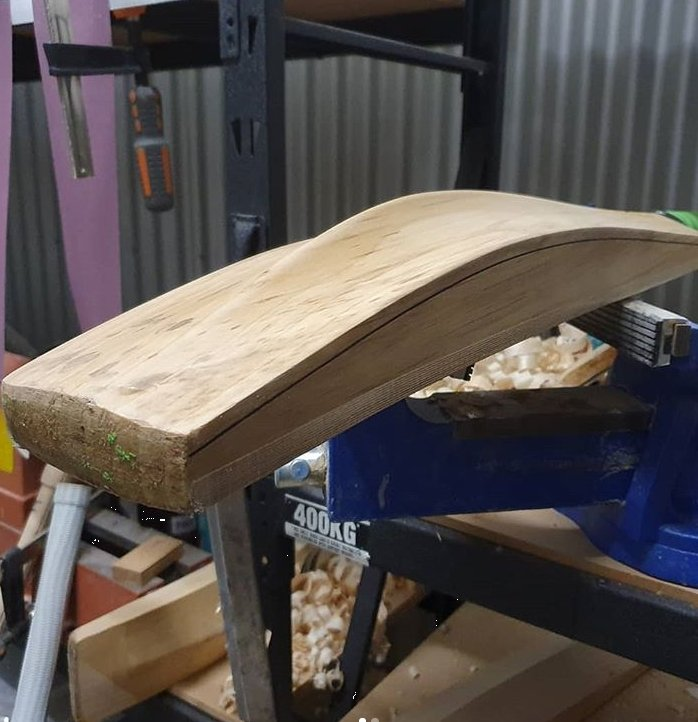 Cricket bat weight reduction - Cooper Cricket