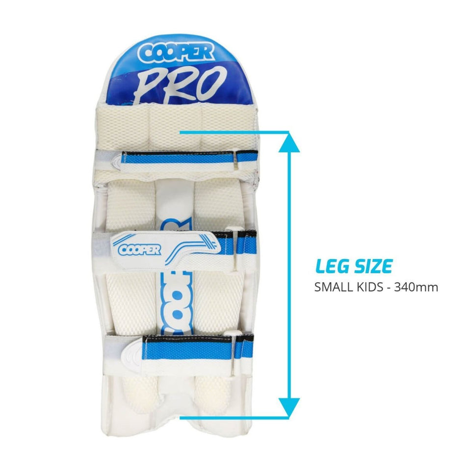 PRO PADS - KIDS SMALL - Cooper Cricket (4757563506750)