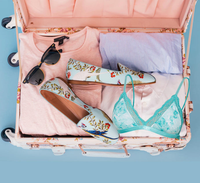 Lingerie Packing Tips for the Travelling Woman