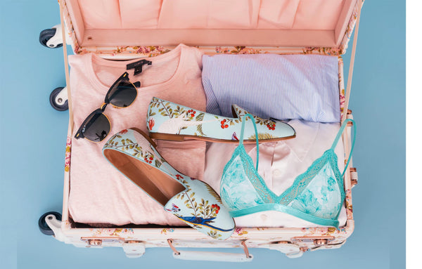 Packing tips for the travelling woman