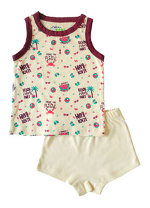 SuperComfys - Organic Cotton Comfort Wear for Kids | Beachy Bum