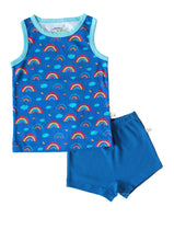 Load image into Gallery viewer, SuperComfys - Organic Cotton Comfort Wear for Kids | Rainbow Smiles