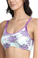 Load image into Gallery viewer, Inner Sense Organic Cotton Antimicrobial Soft Nursing Bra
