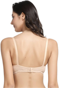 Inner Sense Organic Cotton Antimicrobial Wire-free Padded Bra