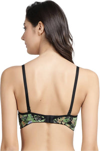 Inner Sense Organic Antimicrobial Wire-Free Padded Bra