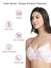 Load image into Gallery viewer, Inner Sense Organic Antimicrobial Wire-Free Padded Bra