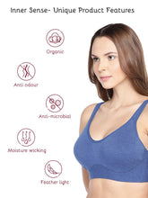 Load image into Gallery viewer, Inner Sense Organic Antimicrobial Soft Cup Full Coverage Bra