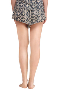 Inner Sense Organic Antimicrobial Women's PJ Sleep Shorts
