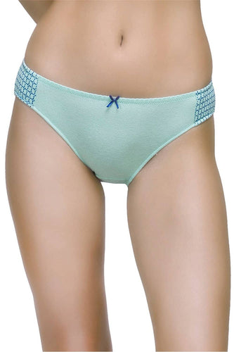 Inner Sense Organic Cotton Antimicrobial Bikini