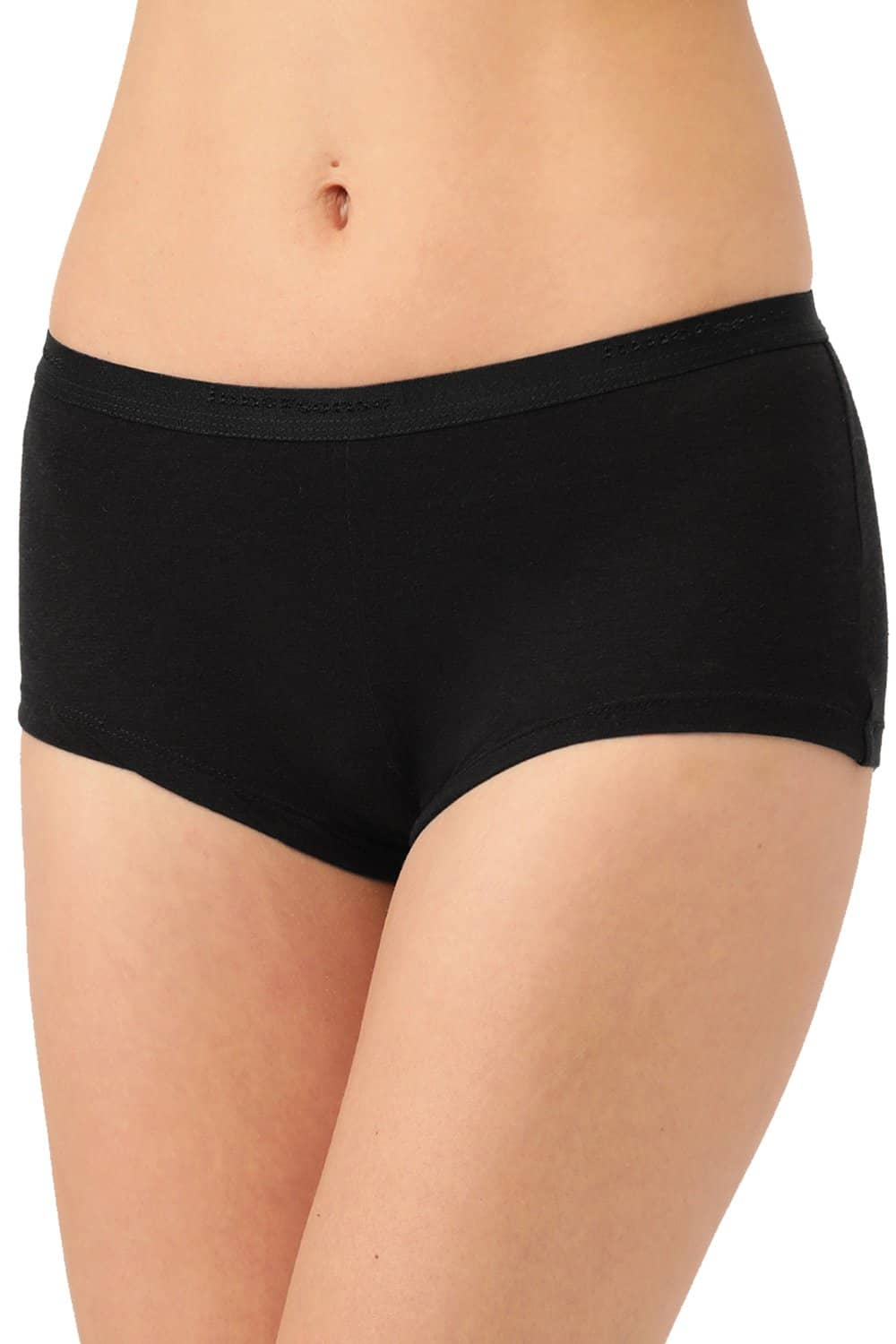 Inner Sense Organic Cotton Antimicrobial Boyshorts
