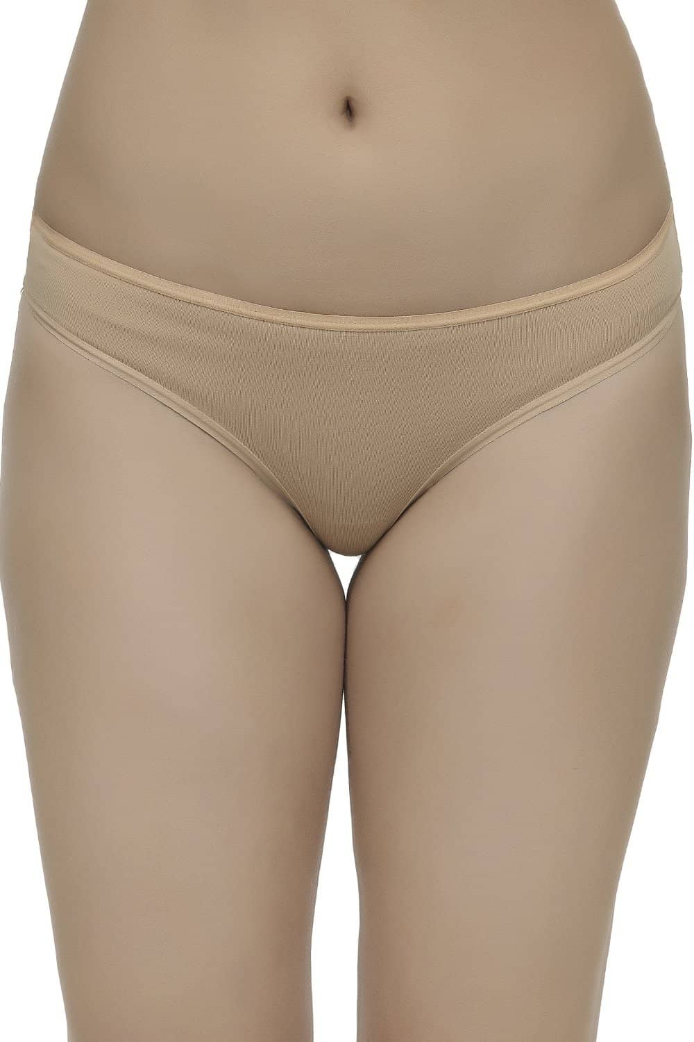 Inner Sense Organic Cotton Antimicrobial Thong