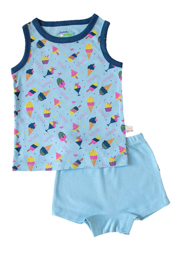 SuperComfys - Organic Cotton Comfort Wear for Kids | Icy treats