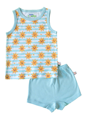 SuperComfys - Organic Cotton Comfort Wear for Kids | Sunny Bliss