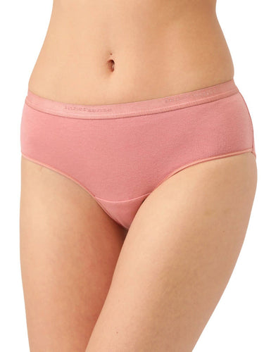 Inner Sense Organic Cotton Antimicrobial High waist Hipster