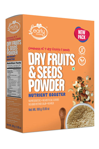 Dry Fruit & Seeds Powder for Kids