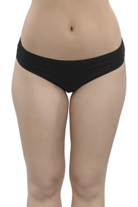 Inner Sense Organic Cotton Antimicrobial Bikini (Pack of 3)