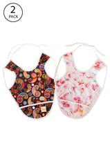 Load image into Gallery viewer, Superbottoms Wetproof Toddler Apron Bibs (Pack of 2)