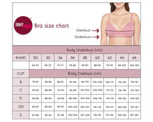 Load image into Gallery viewer, Inner Sense Organic Cotton Antimicrobial Soft Laced Bra