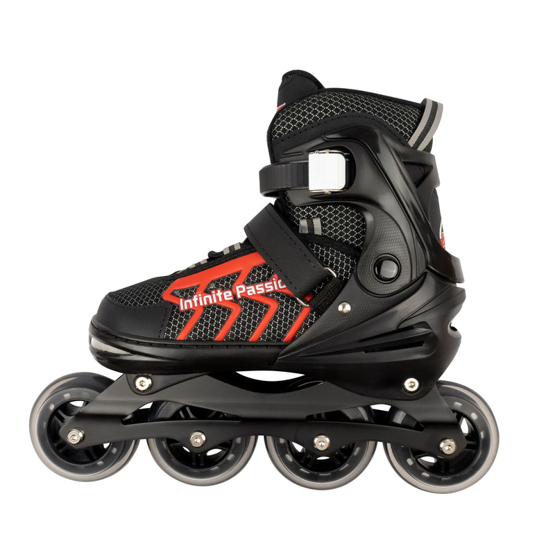 Eliiti Adjustable Adults Inline Skates for Men and Women Size 7 to 11.5