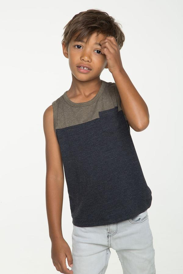 Chaser Todd Muscle Tank Top