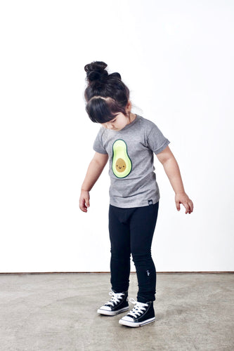 Whistle and Flute Avocado Baby and Kids T-shirt