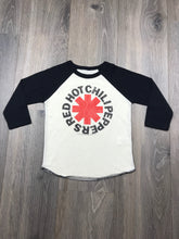 Load image into Gallery viewer, Rowdy Sprout Red Hot Chili Peppers Baby and Kids Long Sleeve T-shirt