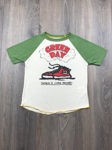 Rowdy Sprout Green Day Baby and Kids T-shirt