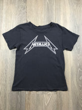 Load image into Gallery viewer, Rowdy Sprout Metallica Baby and Kids T-shirt