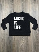 Load image into Gallery viewer, Chaser Kids Music Is Life Sweater