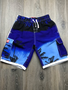 Ingear Palm Tree Beach Boys Bathing Suit