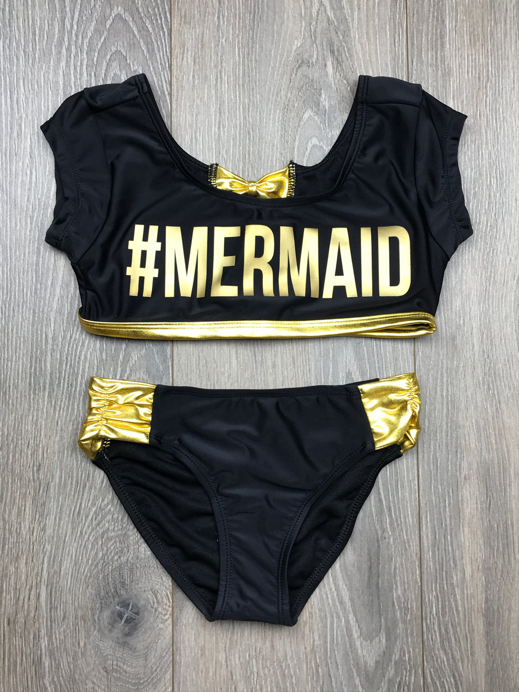 Ingear Mermaid Girls Bathing Suit