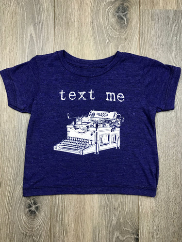 Dilascia Text Me T-shirt
