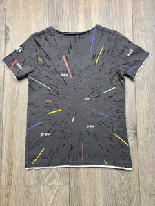 Mini Shatsu Pew Pew Galaxy T-shirt