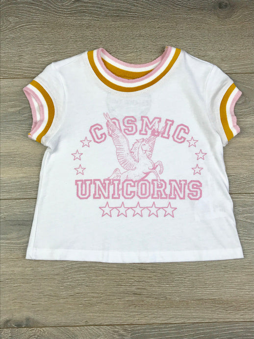 Tiny Whales Cosmic Unicorns T-shirt