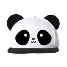 Load image into Gallery viewer, Whistle and Flute Panda Trucker Hat