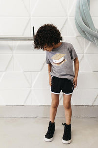 Whistle and Flute Unisex Kids S'mores T-shirt