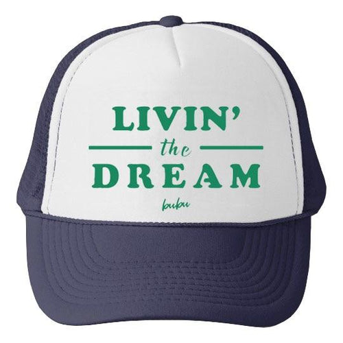 Bubu LA Livin' The Dream Baby and Kids Trucker Hat
