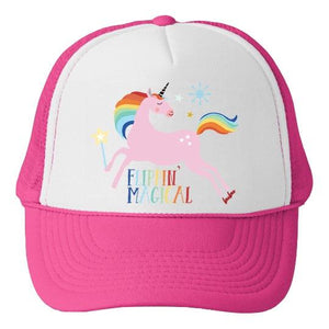 Bubu LA Flippin' Magical Baby and Kids Trucker Hat