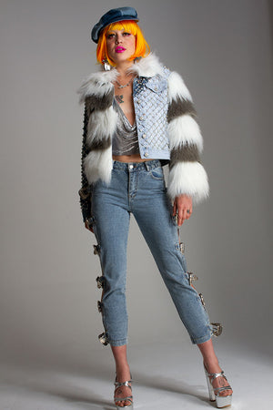 The Abominable Snow Queen Jacket