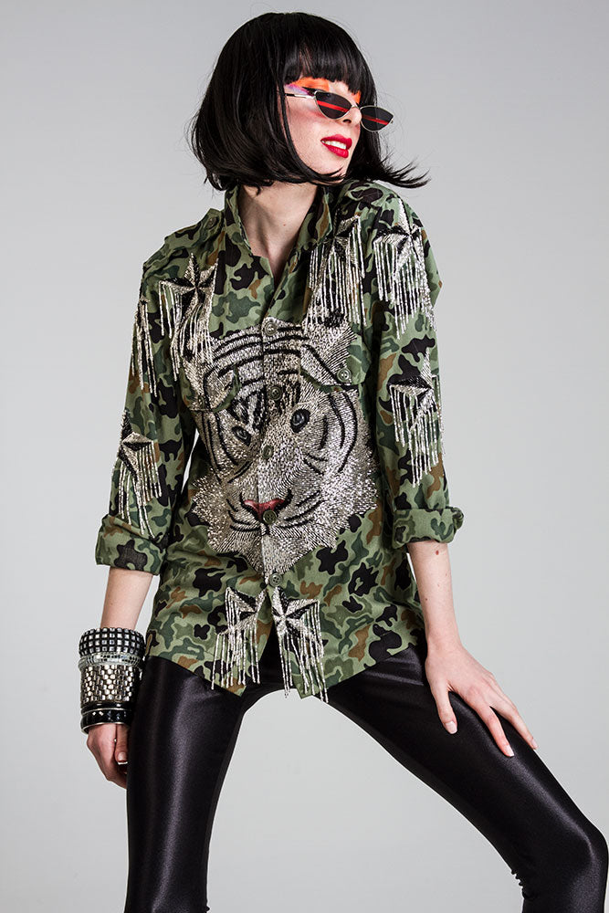 Army Tiger Jacket