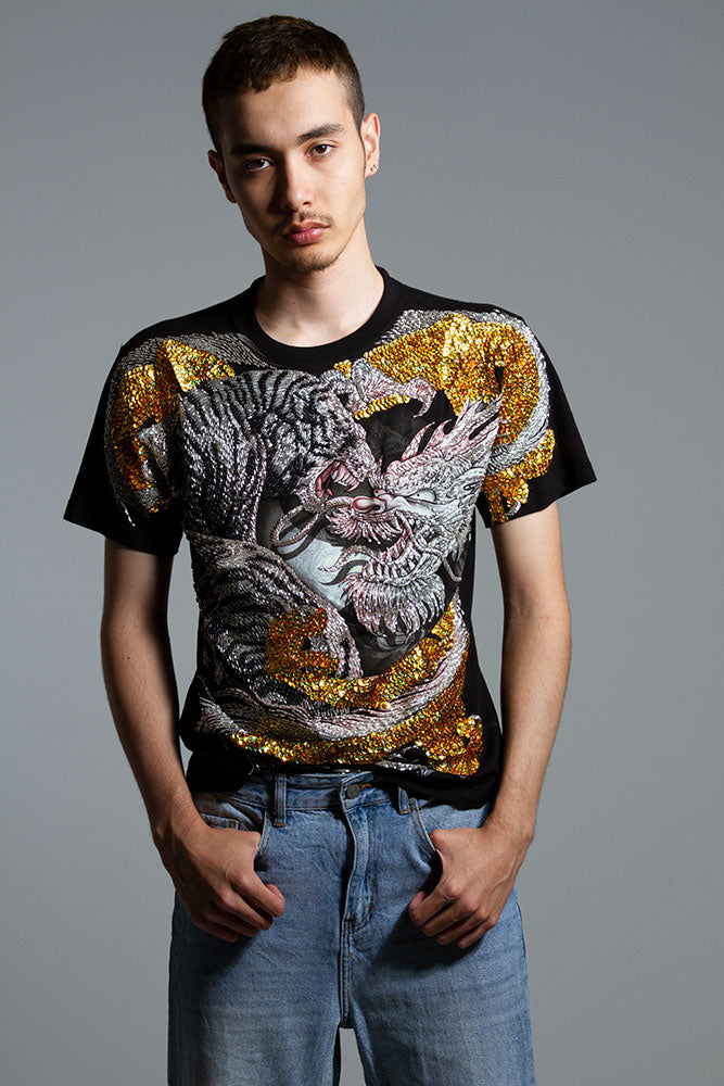 Crouching Tiger And Hidden Dragon Tee