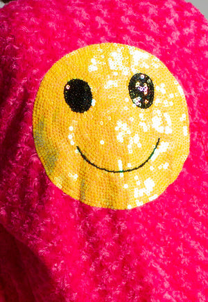 Smile Awhile Teddy Coat