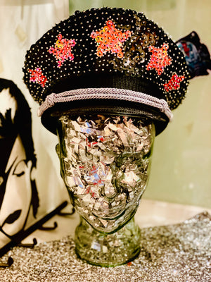 Sequin Star Sergeant Hat