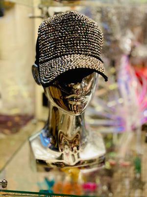 Studded Bling Adjustable Cap