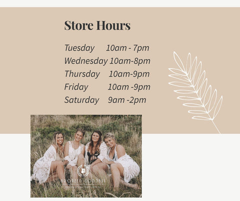 Tanning Store Hours
