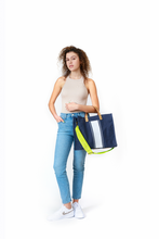 Load image into Gallery viewer, Limited Edition - Navy/White GLO girl - includes 3 crossbody straps
